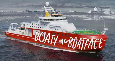 boaty-mcboatface