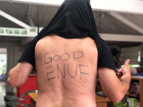 good enuf