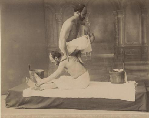 Yermakov._The_Oriental_bath._Massage._1880